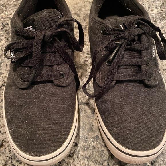 Vans Shoes | Size 6 Youth Grey | Poshmark